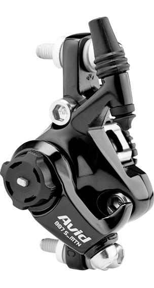 Avid Mechanische BB7 MTB S Bremssattel graphite/schwarz